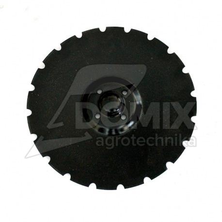 Talerz uprawowy 450x5mm V55, 124D/450 466947