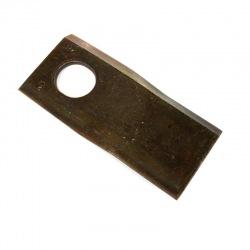 Nożyk lewy Kverneland 105x48mm fi 20,5x23