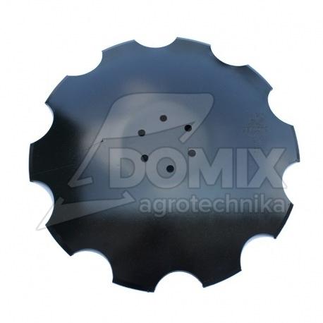 Talerz uzęb 520x5mm 6-otw. KM060304 B 1966-20M