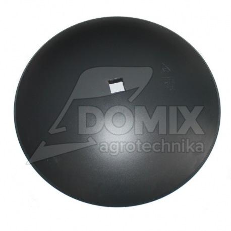 Talerz gładki 560x4mm ośka 40X40 1904-22 C41