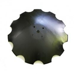 Talerz uzęb 560mm Z11 4otw. roz 115mm gr.4mm MN B