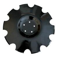 Talerz uzęb 560mm z10 wpust pod piastę 5-otw gr.4