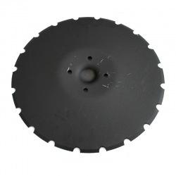Talerz uprawowy 452x5mm 4-otworowy V55 156661VIS