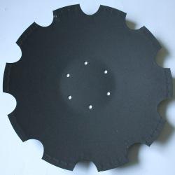 Talerz uzęb 660x6mm 6-otw KM060314, KM060308VIS