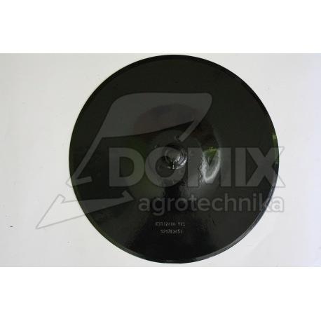 Talerz wysiewający 350x3mm 5-otw K3112480 VIS