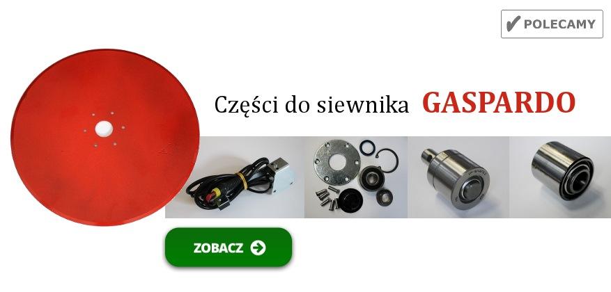 Części do siewnika Gaspardo