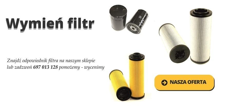 Wymień filtr