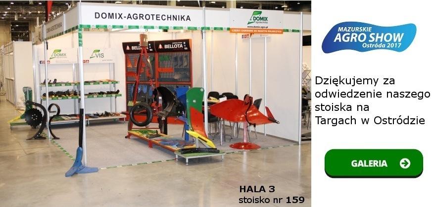 Mazurskie AGRO SHOW Ostróda 2017   , 11-12 lutego